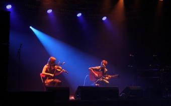 Hannah Fisher & Sorren McLean