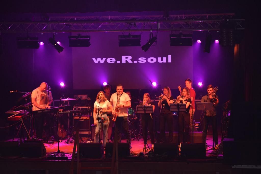 we.R.soul ssm