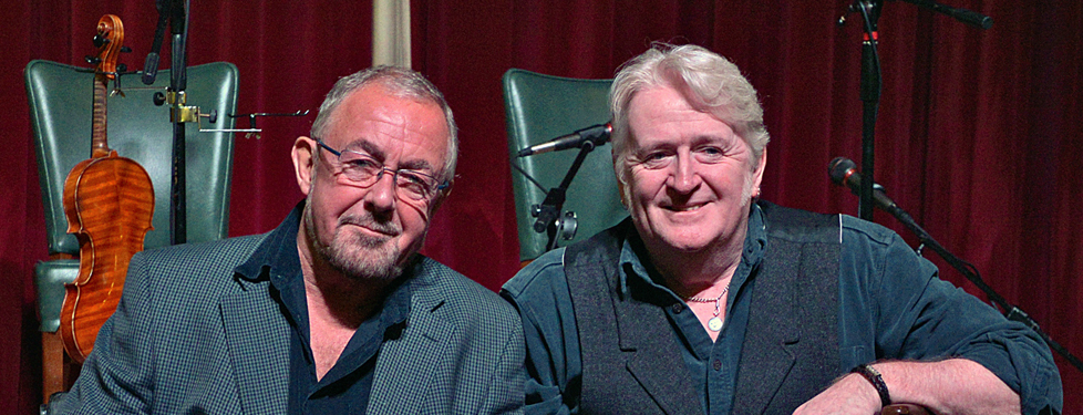 Aly Bain and Phil Cunningham