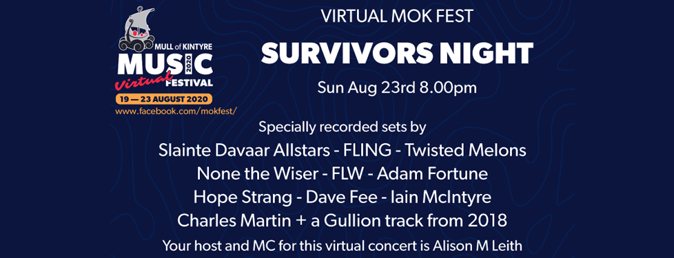 Virtual Survivors Night
